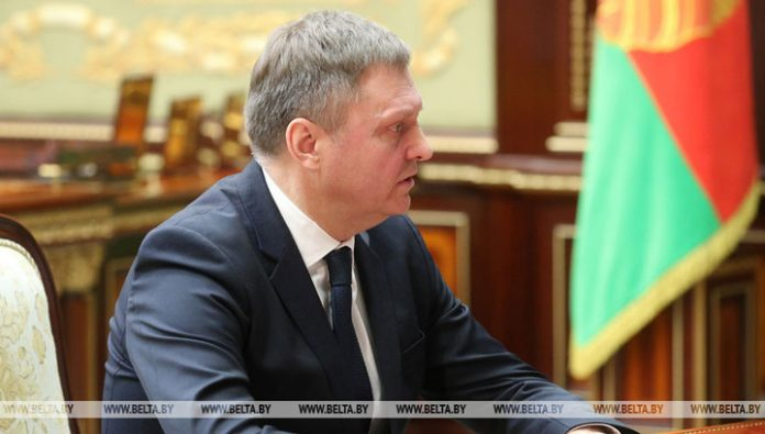 The new Minister of economy of Belarus wants to find alternative sources of raw materials