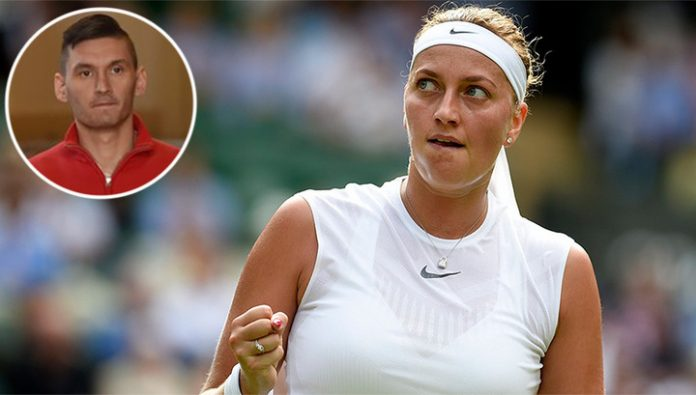 The offender attacked Petra Kvitova, increased the term