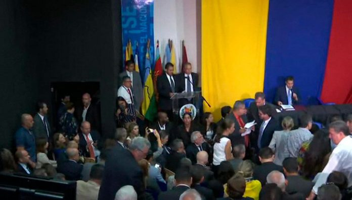 The opposition of Venezuela has appointed Guido the head of the Parliament