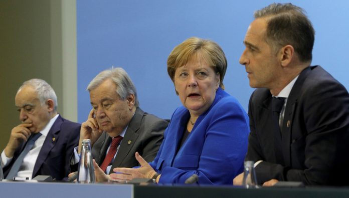 The participants of the Berlin conference on Libya adopted an outcome document