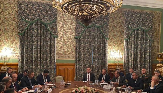 The parties to the conflict in Libya arrived at the talks in Moscow