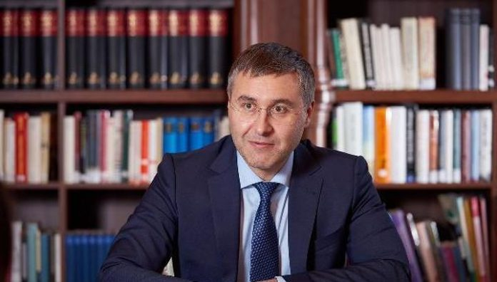 The rector of Tyumen state University Valery Falkov appointed Minister of science and higher education