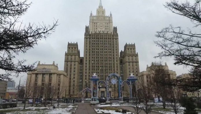 The Russian foreign Ministry did not speak about the candidates for ambassadors in Ukraine