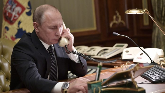 The Russian President discussed the situation in Libya with the Prince of Abu Dhabi and the Emir of Qatar
