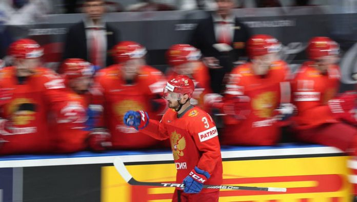 The Russian team is preparing for the world Cup finals at full strength