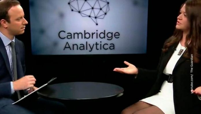 The scandal Cambridge Analytica is gaining momentum