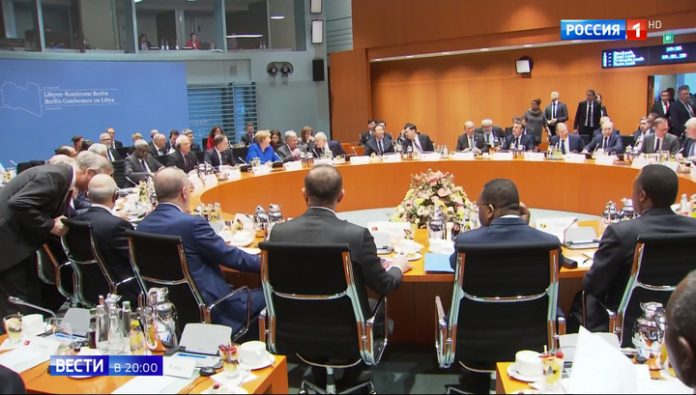 The starting whistle in Berlin: the next conference on Libya will be held in February
