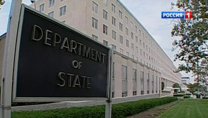 The state Department commented on the changes in the Russian government