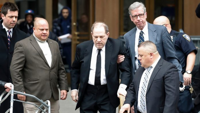 The trial of Weinstein: ex-producer was trying to go to the world