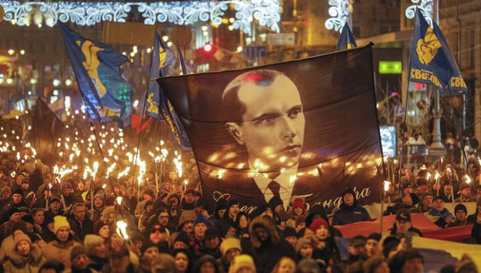 The Ukrainian foreign Ministry has justified the celebration of Bandera