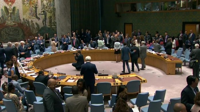 The UN security Council renewed humanitarian aid to Syria