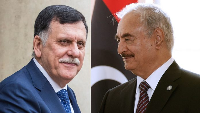The war in Libya: warring parties to arrive in Moscow