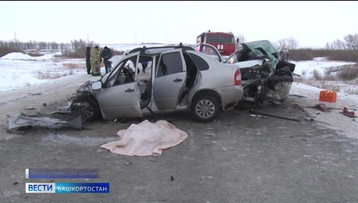 There are details of the deadly accident on the road Akyar - Sibai