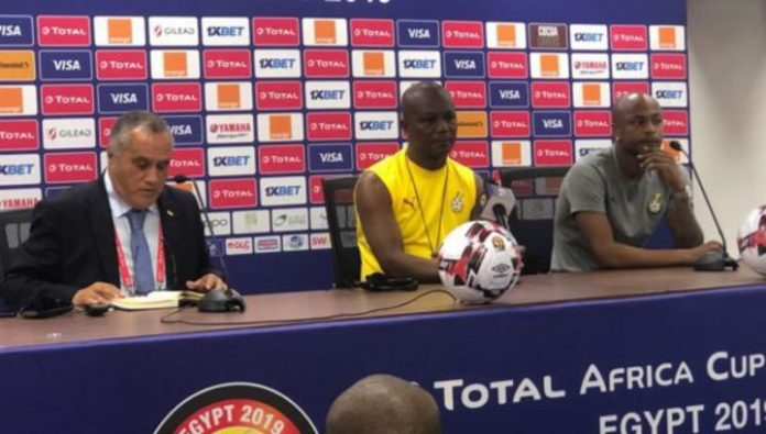 To dismiss all. In Ghana deprived of coaches of all national teams
