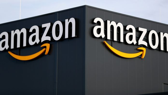 To pay hand: Amazon is working on new payment terminals