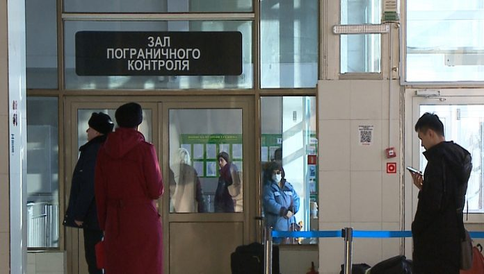 To prevent the importation of pneumonia from China: the situation in the control of Blagoveshchensk customs