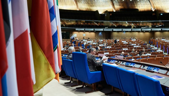 Tolstoy: a Russian delegation leaves PACE, if it is the right infringe