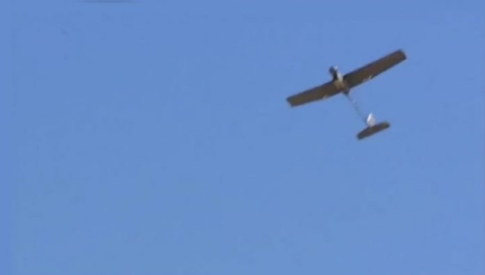 Ukrainian military intercepted the drone of the OSCE and erased all the data
