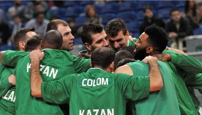 UNICS won the opening match of Top 16 of the Eurocup