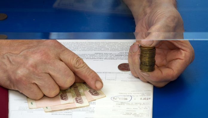 United Russia has opposed the collection of collectors of debts for housing and communal services