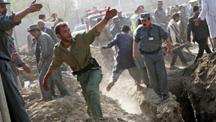 Unknown threw grenades at a wedding party in Afghanistan