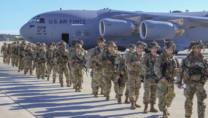 US in Iraq: foreign Ministry of Russia proposed the withdrawal of troops