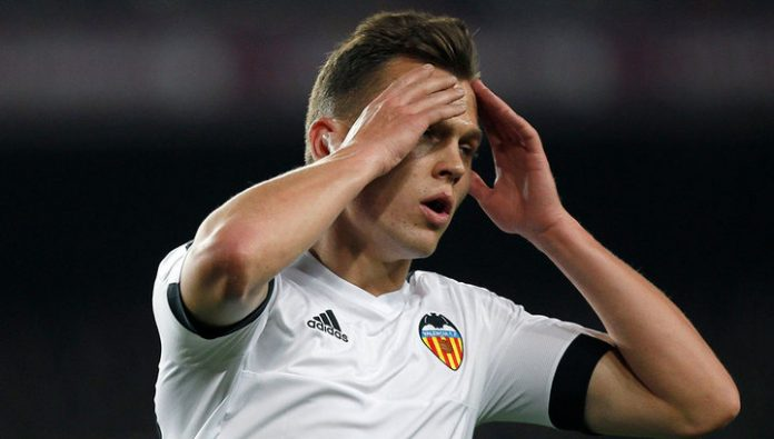 Valencia and Cheryshev missed real Madrid in the final of the Spanish super Cup