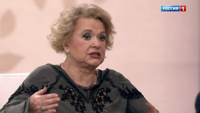 Valentina Talyzina admitted that was for Ryazanov's
