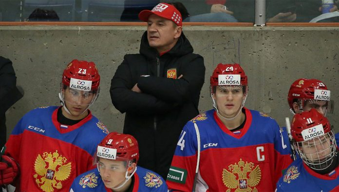 Valery Bragin: the Russian team showed the best hockey in the tournament
