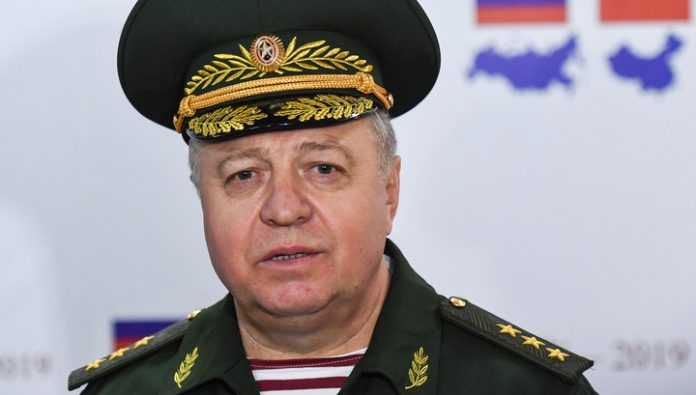 Viktor Strigunov became the first Deputy head of Regardie