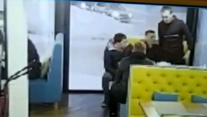 Visitor Bashkir café opened fire during business negotiations