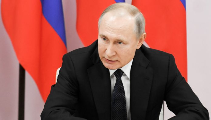 Vladimir Putin has signed the decree about resignation of the government of the Russian Federation