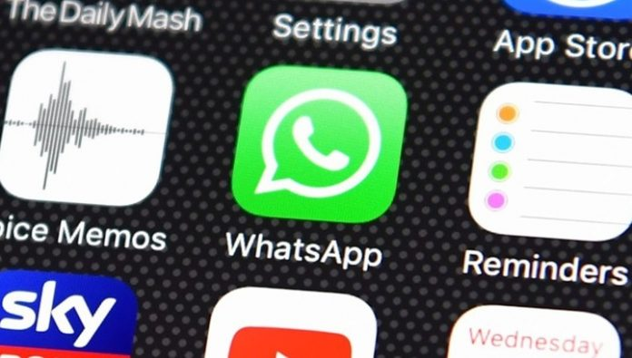 WhatsApp in a week will no longer work on iOS 8 and the old