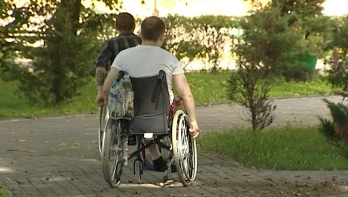 Will appear in Kaliningrad rehabilitation centre for wheelchair users
