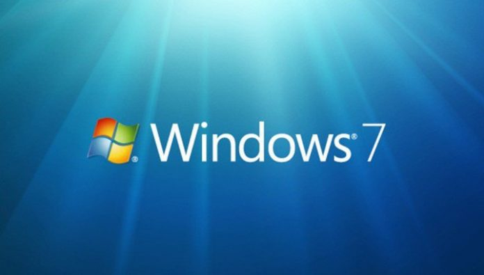 Windows 7 lost support