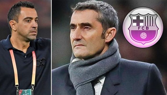 Xavi is Valverde. Insiders tipped the change of coach at Barcelona