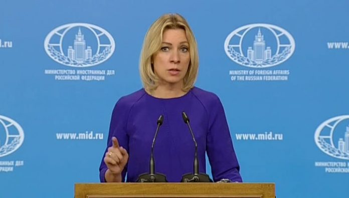 Zakharov commented on the resolution of Poland on the Soviet involvement in the Second world