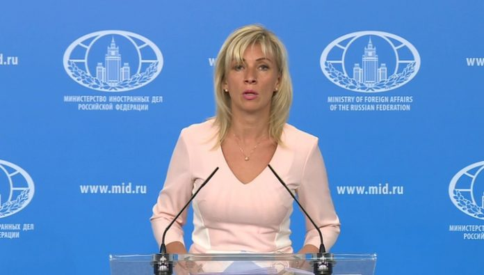 Zakharov: Pompeo directly admitted the U.S. interference in the Affairs of sovereign States