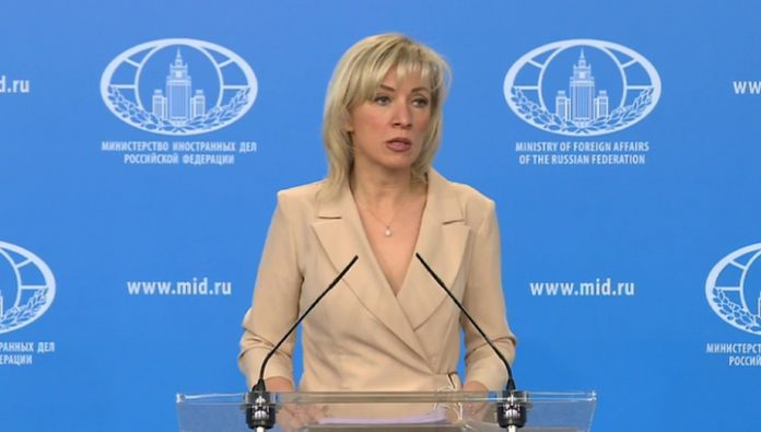Zakharova surprised by the failure of Warsaw to celebrate the liberation from the Nazis
