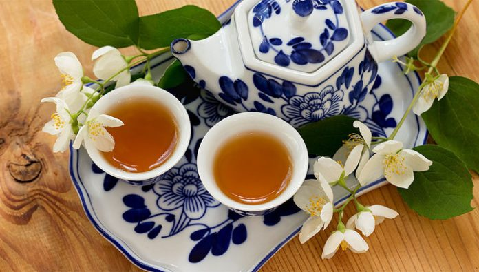 Healing properties of green tea for breast found confirmation