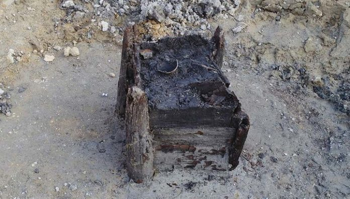 In the Czech Republic was found the well, which may be the oldest wooden building
