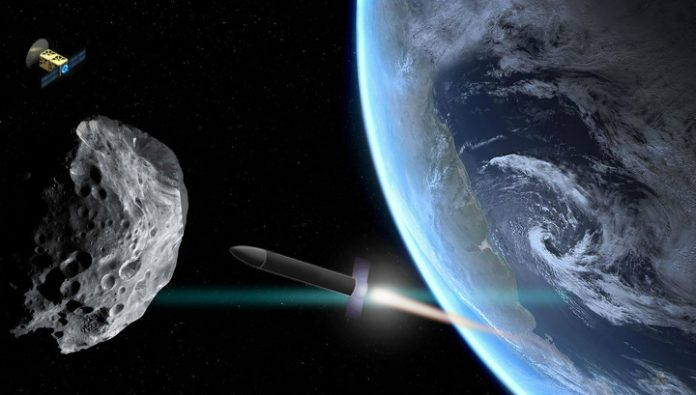 To stop Apophis: experts choose the strategy of saving the Earth from asteroid collision