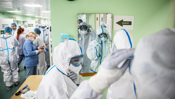 Another 73 patients with the coronavirus has died in the capital