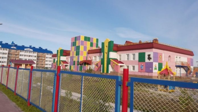 COVID-19 approached the children. Garden in Sochi was closed for quarantine
