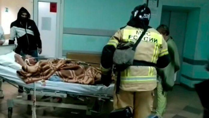 The hospital fire in Tatarstan: two people were killed and two injured