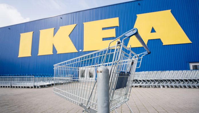 Yet IKEA will open only three Russian store