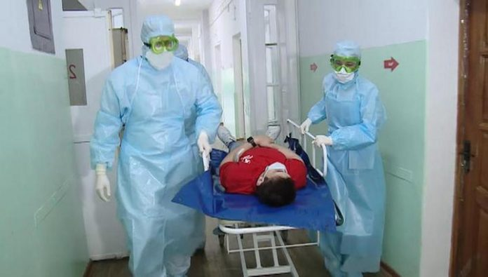 8 831: in Russia increased the number of cases of coronavirus