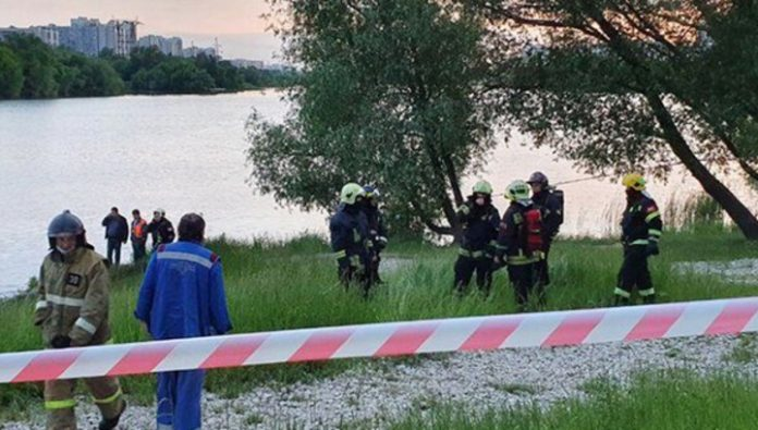 A fire and a fuel leak in a Moscow Park will check the Prosecutor's office