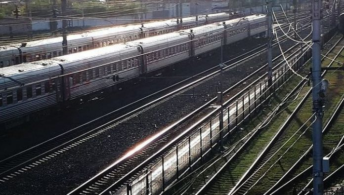 A woman with a child was killed on the railroad in Primorsky Krai