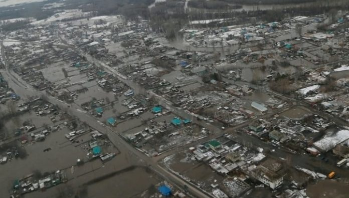Affected by flood-2018 residents of the Altai territory will receive a cash payment